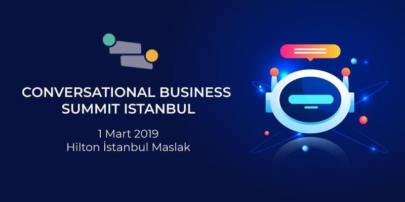Conversational Business Summit Event 2019