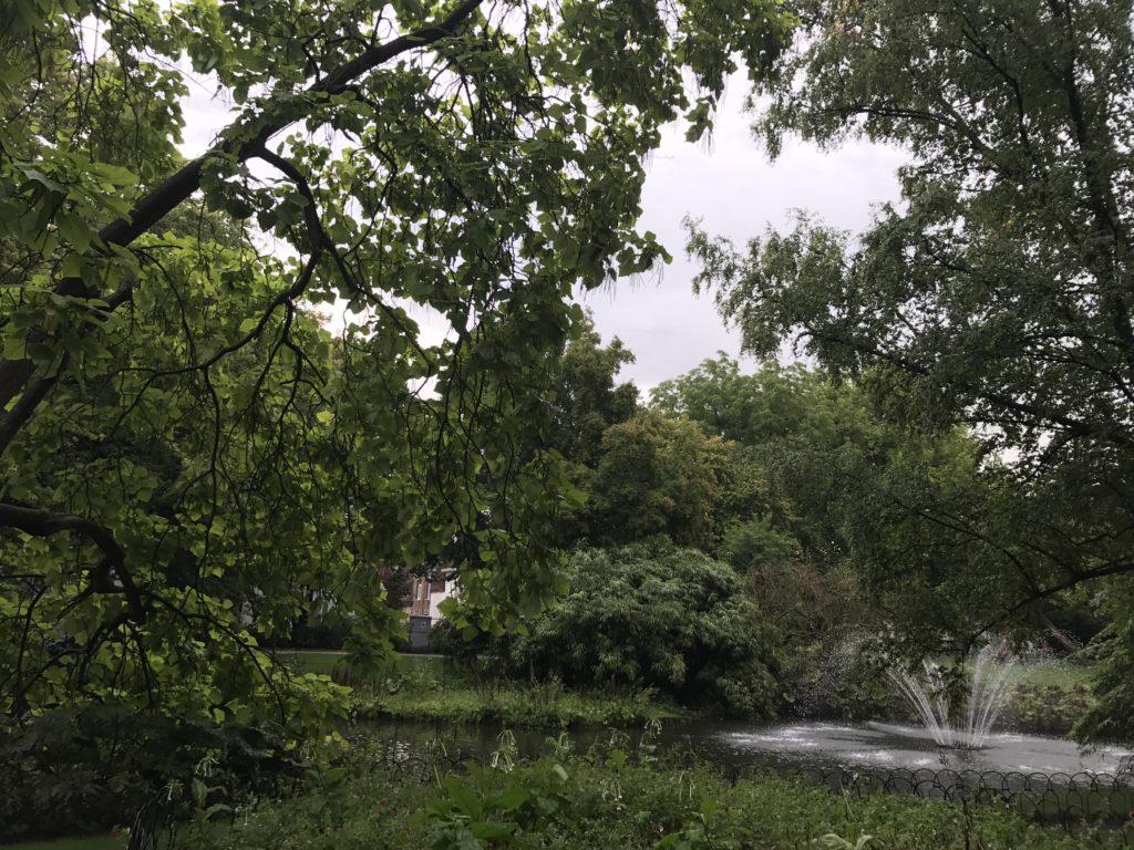 Koningin Astridpark - Brugge
