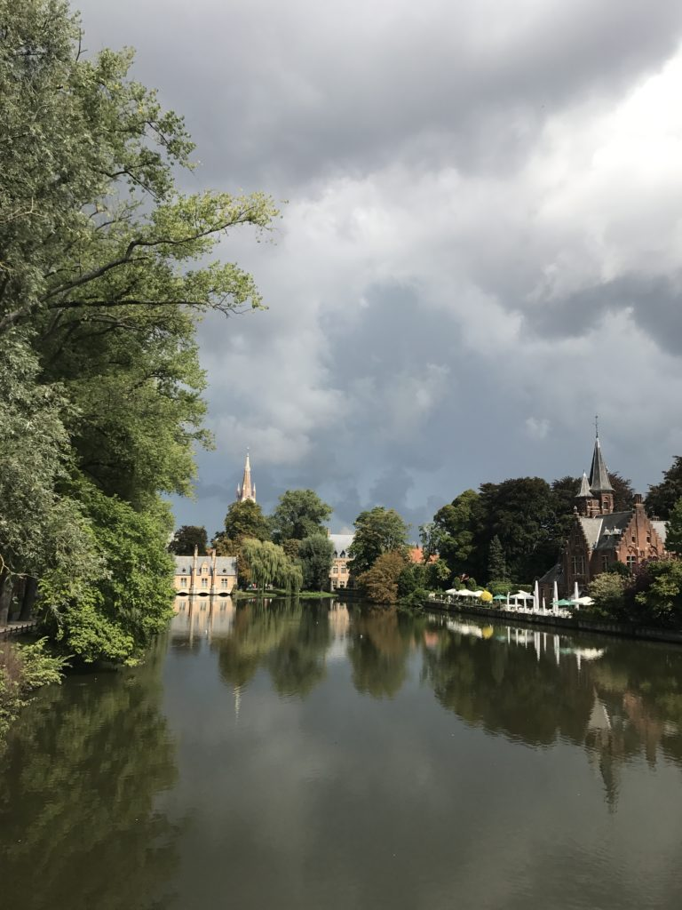 Minnewaterpark - Brugge