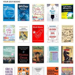 2019 Kitap Listem - 2019'da okuduğum kitapları listeliyorum ve öne çıkan en sevdiğim kitapları paylaşıyorum.