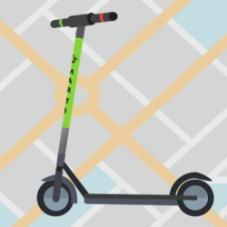Martı Elektrikli Scooter